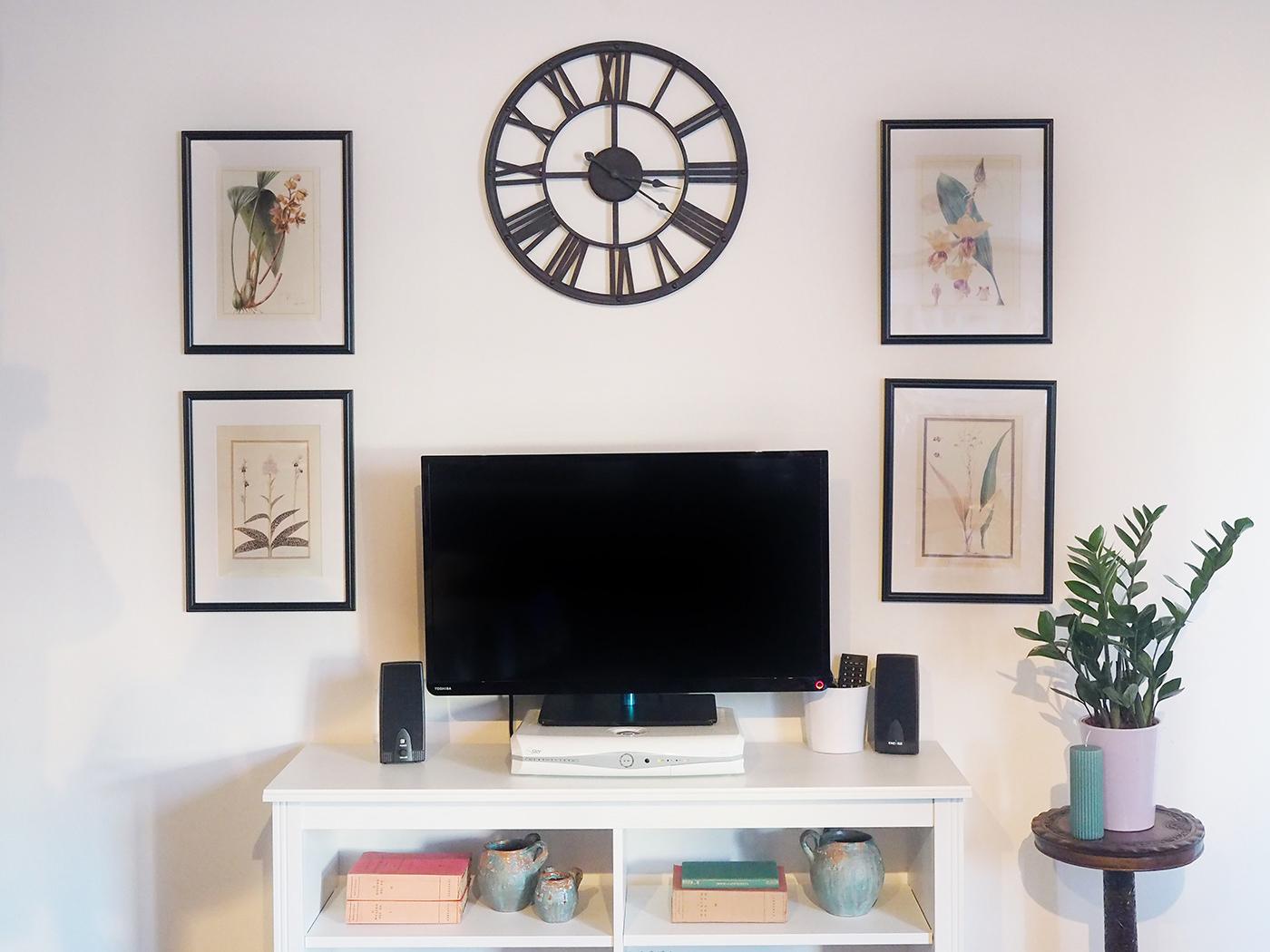 Cozy San Basilio With Garden View Tv