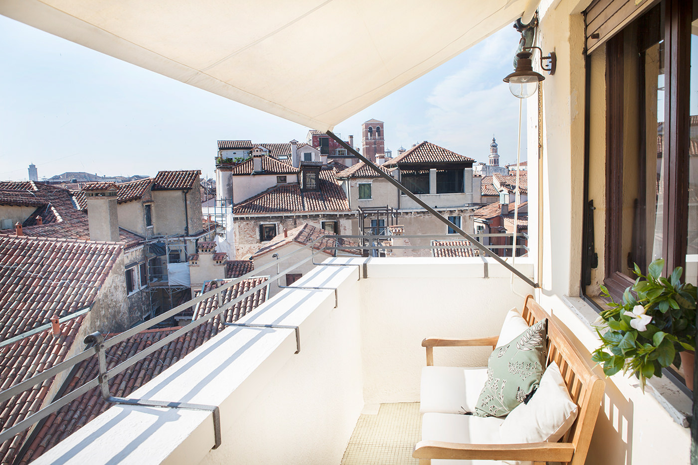 Skyline San Marco Apartment Venice Terrazza1