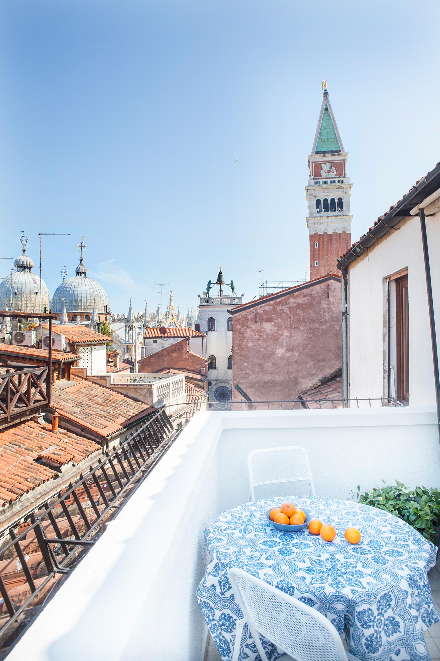 Skyline San Marco Apartment Venice Terrazza3