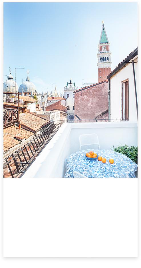 Skyline San Marco Venice